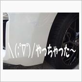 攻撃的補修を楽しむドM (^▽^;)