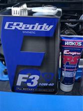 GReddy F3 RE-SPEC 10W-40 5Lのレビュー|2